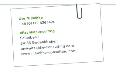 Ute Nitschke Contact